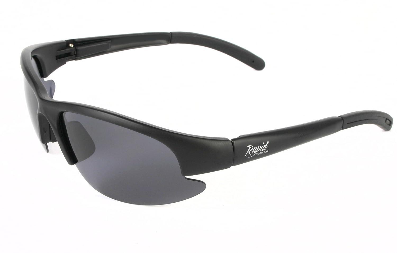 Rapid Eyewear GAFAS DE SOL POLARIZADAS DE PESCA intercambiables polarizadas, anti reflejante UV400. Protección UV400 Para hombre y mujer.