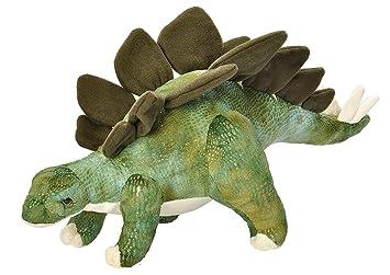 Amazon Com Wild Republic Stegosaurus Plush Dinosaur Stuffed Animal