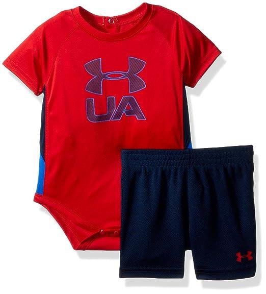 Amazon Com Under Armour Baby Boys Ua Sportster Set Clothing