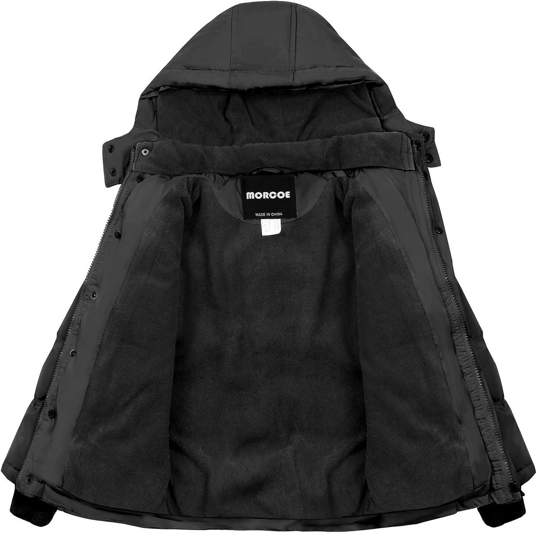 Adults Kids Childrens Reversible Jacket Coat Anti Pill Fleece Lined Waterproof
