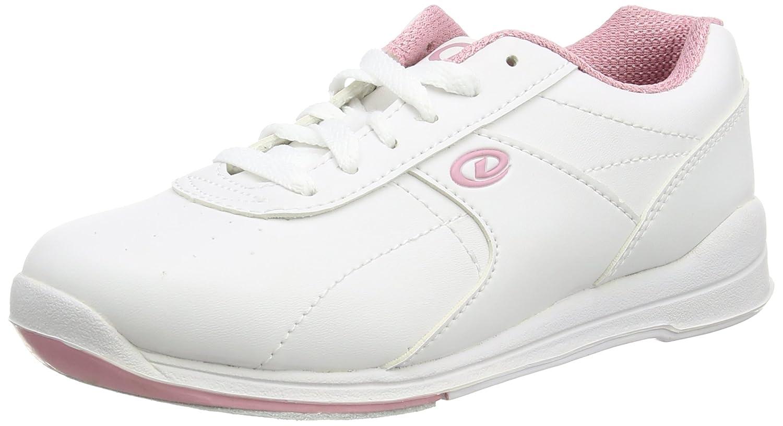 Damen Bowlingschuhe Dexter Raquel III white blue Weiß White/Baby Blue US 6.5, UK 4