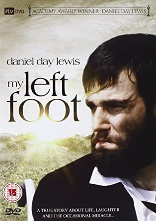 Image result for my left foot dvd cover