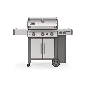 Weber 669 Square Inches 3-Burner Gas Grill