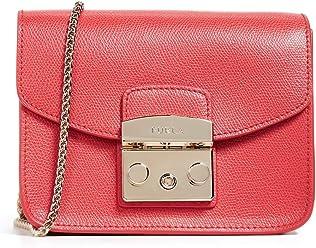 Furla Womens Metropolis Mini Crossbody Bag