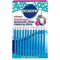 Ecozone | Enzymatic Drain Sticks | 3 x 23g