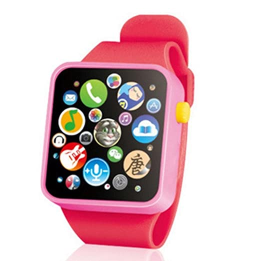 Amazon.com: ICCUN Kids Smart Watch with Music Player Touch ...