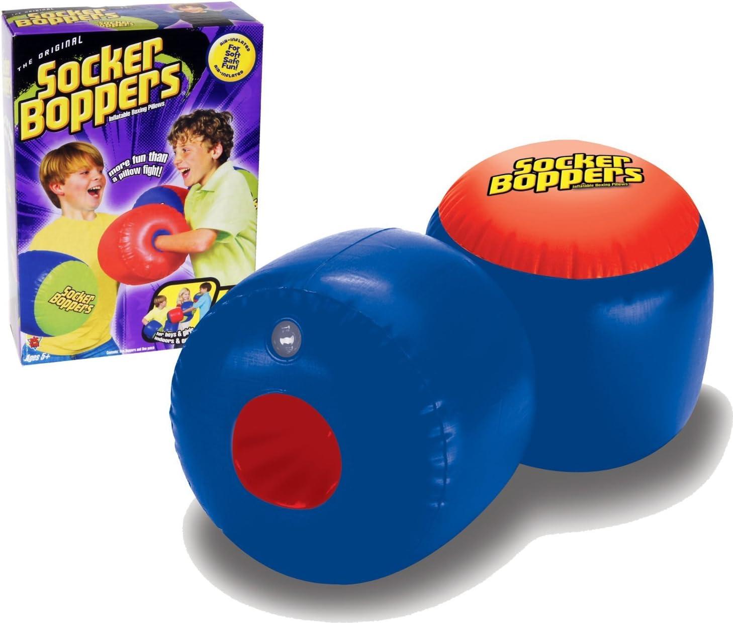 Amazon.com: Big Time Toys Socker Bopper (los colores pueden ...