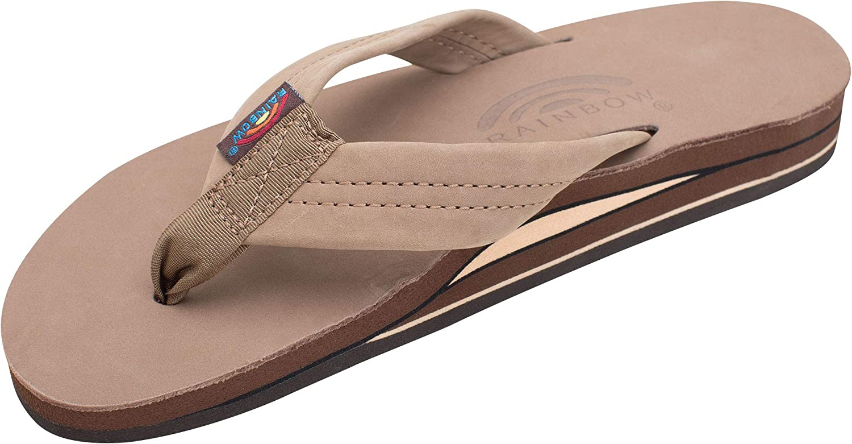 Rainbow Sandals Men's Double Layer
