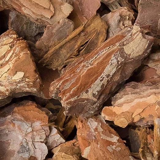 Amagard Corteza de Pino 25-60mm (200KG): Amazon.es: Jardín