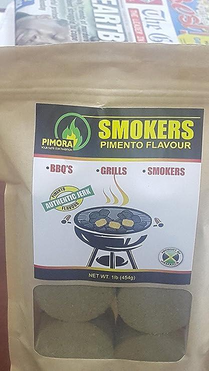 0,9 kg Jamaican Pimento Wood Piment-Holz-Chips
