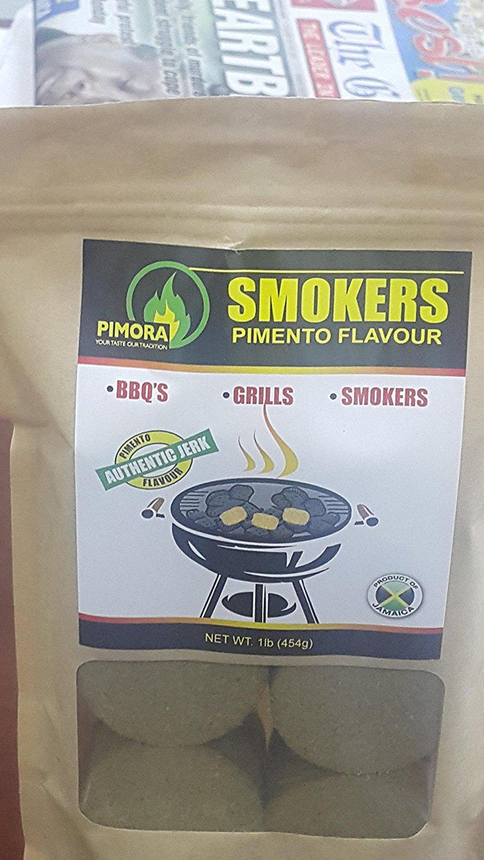 Jamaïcaine Pimento Copeaux de bois (2kg) Jamaican Pimento Wood
