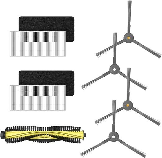 ZIGLINT Las piezas de recambio para el obot aspirador Ziglint D5 ...