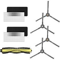 ZIGLINT Las piezas de recambio para el obot aspirador Ziglint D5, accesorios incluyen 2 filtros