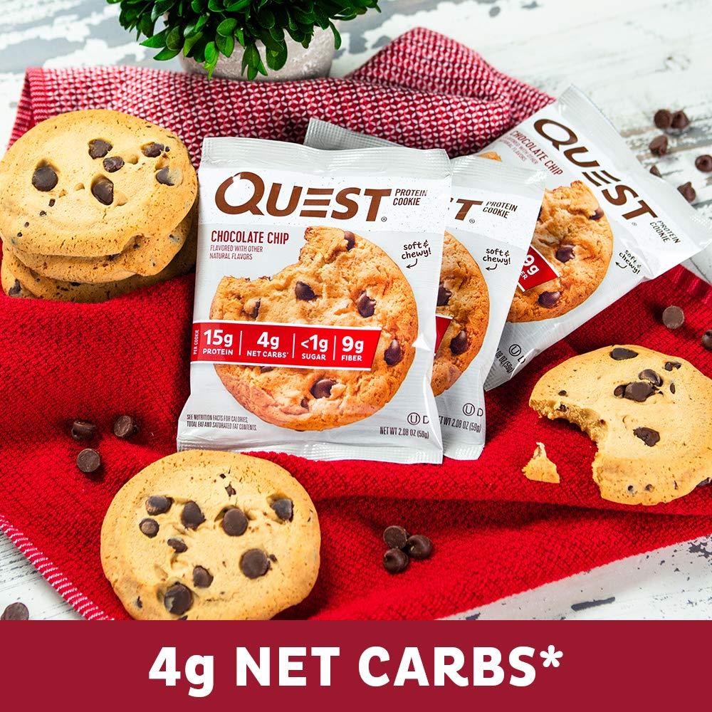 Amazon.com: Galletas proteínicas Quest Nutrition ...