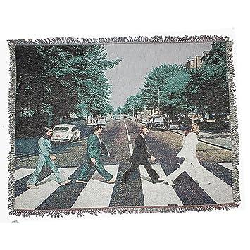 Tapiz De Beatles, Camino De La Abadía Arte Colgante De Pared Tapiz Mural Hippie Mandala