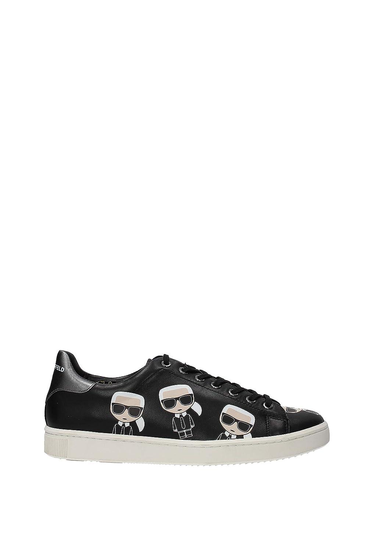 Karl Lagerfeld Sneakers Herren Leder (KL51215) EU: Amazon