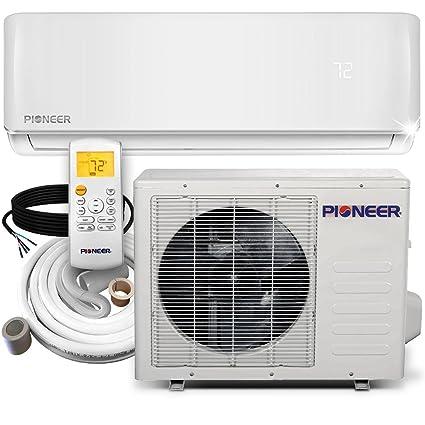amazon com pioneer air conditioner wys009amfi22rl pioneer mini rh amazon com