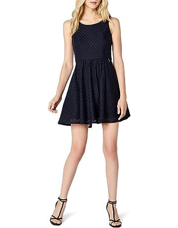 95842e703ab77a ONLY Damen Kleid Onlline Fairy Lace Dress WVN Noos