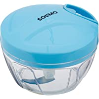 Solimo Plastic Chopper with 3 Blades