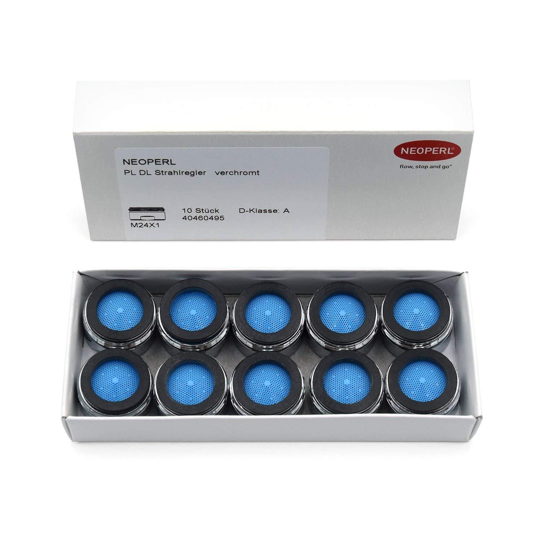 Neoperl 40460495 Perlator DL Strahlregler M24x1, M24 10er Pack Product Image