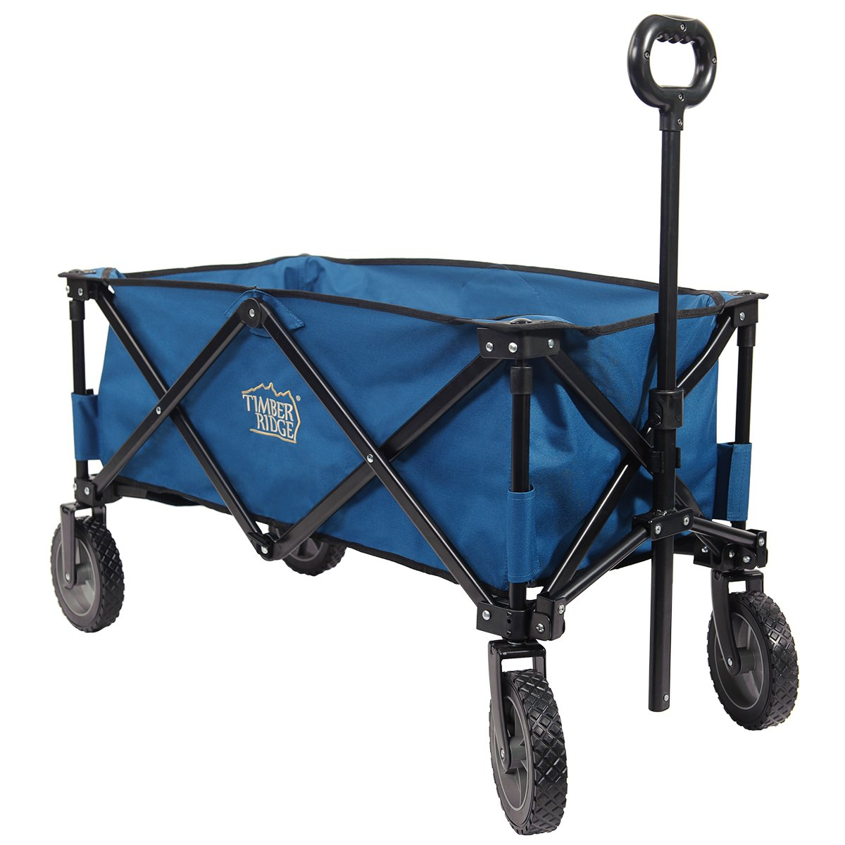 ... Can Also Take The Garden Or Beach As Well. If You Are Also Just Looking  For A Cart You Can Use To Move Things, Then This Camping Wagon Can Also Be  Used.