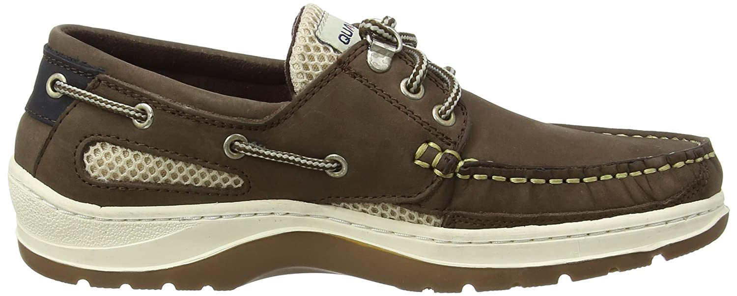 Quayside Sydney, Náuticos Adultos Unisex, Marrón-Brown (Walnut), 39 EU Quayside