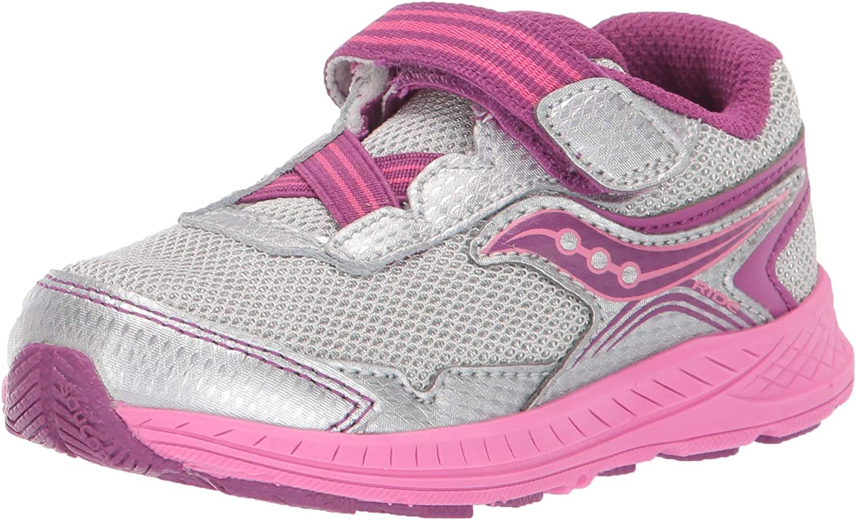 Saucony Unisex-Child Ride 10 Jr Sneaker