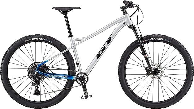 GT 27,5 M Avalanche Expert 2020 - Bicicleta de montaña, Plata ...