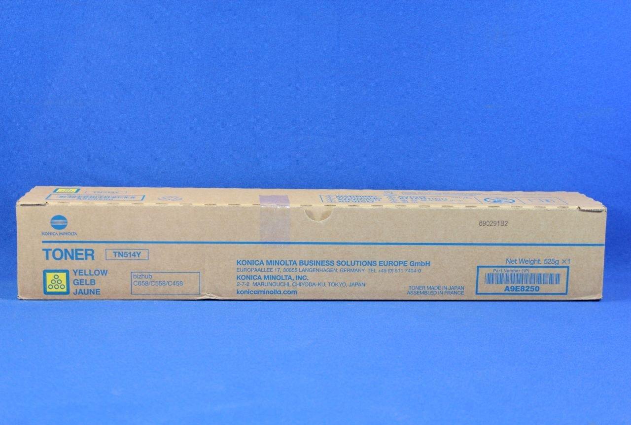 Konica Minolta TN-514Y 26000páginas Amarillo - Tóner para ...