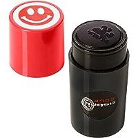 Asbri Golf Smiley Ball Stamper - Red