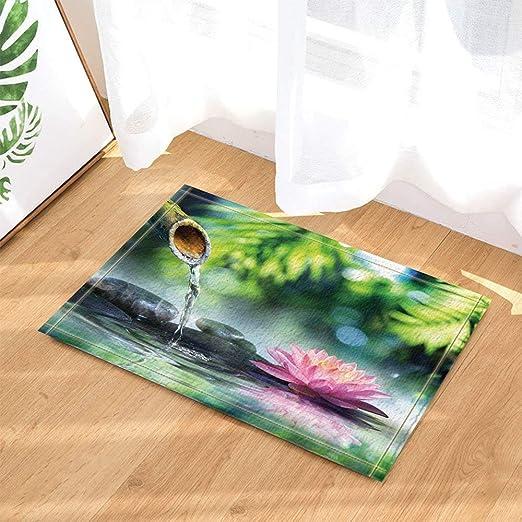 Amazon De Zen Meditation Decor Lotus Blumen Spa Natur Und Feng Shui