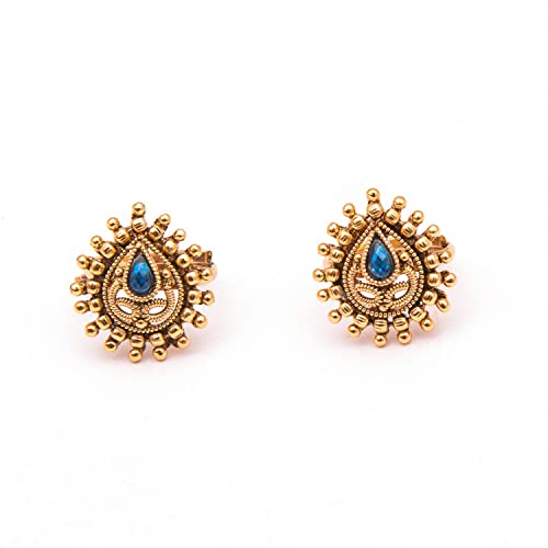 6a106111b8d26f Buy Mystic Collections Splendiferous Joy Antique Toe Rings For Women Online  at Low Prices in India   Amazon Jewellery Store - Amazon.in