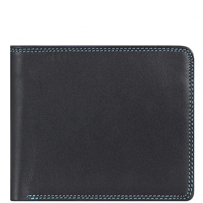mywalit Standard Porte-monnaie cuir 11 cm black/pace XLRhCO