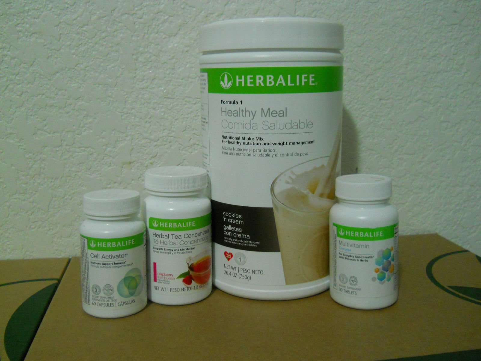 Herbalife - ShapeWorks QuickStart - Cookies 'n Cream