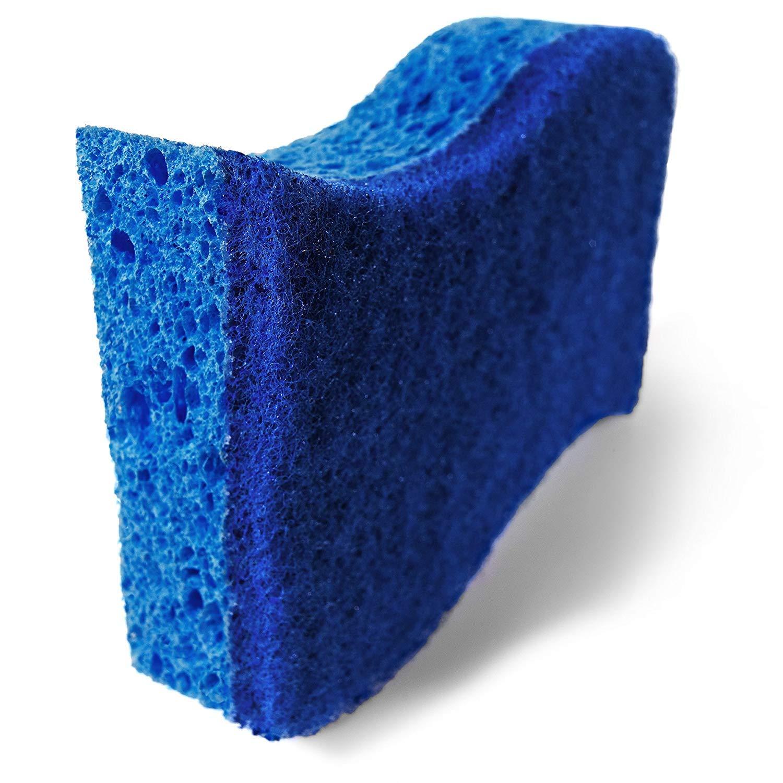 Non-Scratch Scrub Sponge 12-Sponges