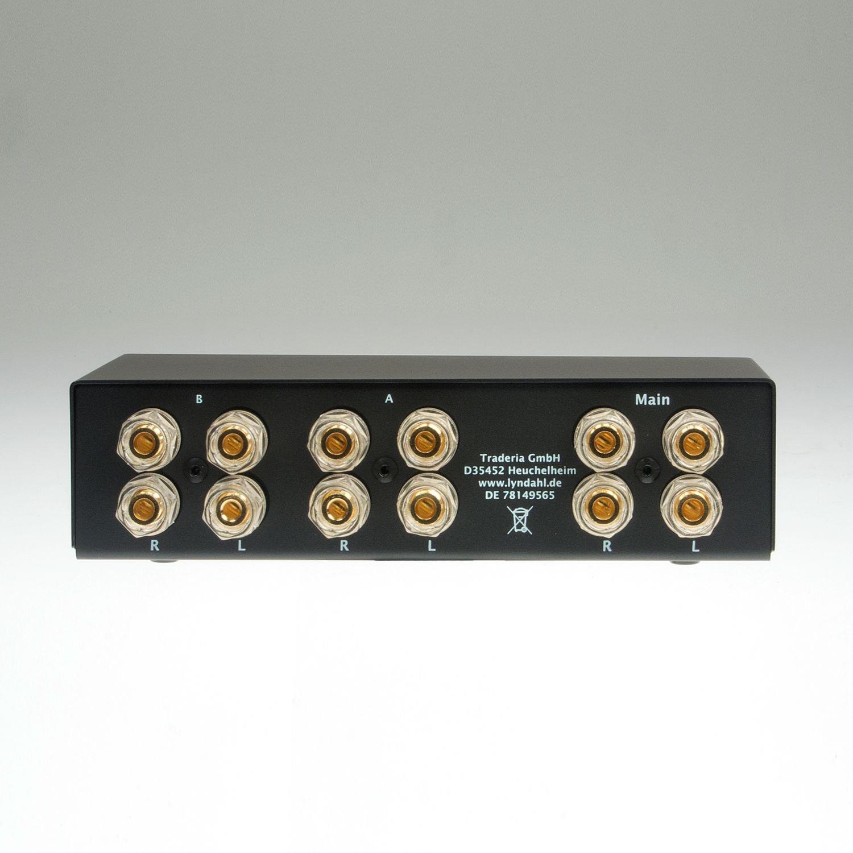 Lyndahl ALS11 MKII Amplificador/interruptor de altavoz: Amazon.es: Electrónica