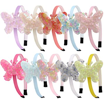 """3 Packs 4.5/"""" Bow Headband Boutique Babies Girls Toddlers Headwear Toal 48 pcs"""