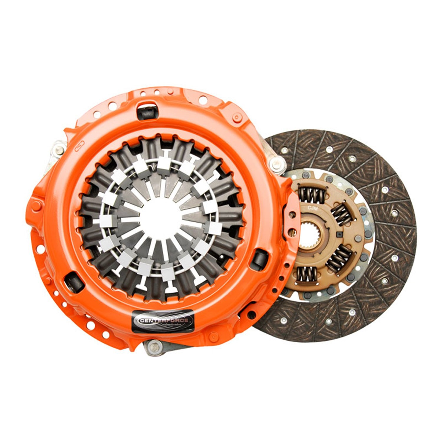 Centerforce CFT532009 Centerforce II Clutch Pressure Plate and Disc by Centerforce