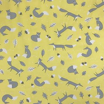 Discover Direct Mr Fox Gelb Mit 100 Baumwolle Print Kids Kinder