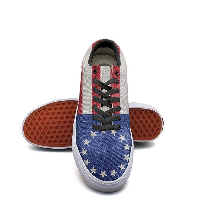 Amazon.com: Gman Zapatillas de deporte para hombre Betsy ...