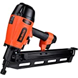 DuRyte Pro 21Degree Round Head 2 to 3-1/2-Inch Air Framing Nailer with Magnesium Housing, Blow-Mould Case (Framing Nail Gun)