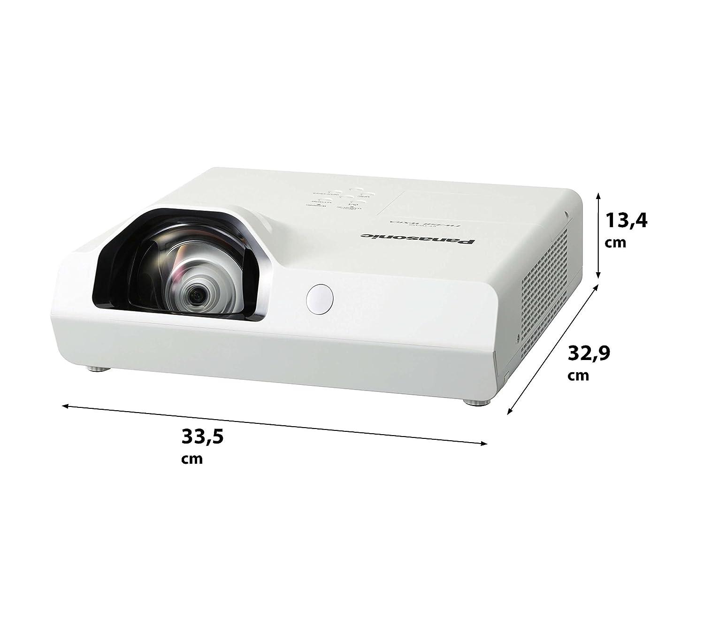 Panasonic PT-TX410 Video - Proyector (3800 lúmenes ANSI, LCD, XGA ...