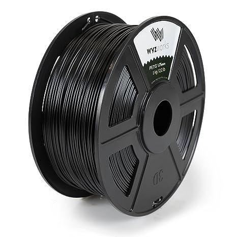 wyzworks PETG Premium de 1,75 mm 3d impresora filamento ...