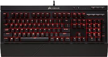 Renewed Corsair K68 USB Gaming Mechanical Keyboard