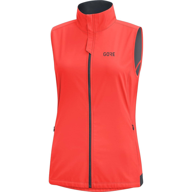Gore Wear, Mujer, Chaleco Cortavientos para Correr, Gore R3 Women Gore Windstopper Vest, 100073
