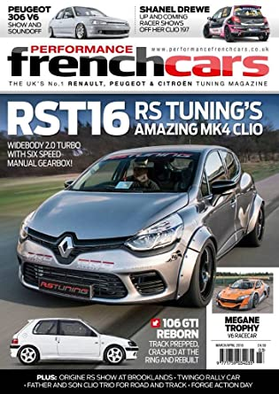 Performance French Cars February 1, 2018 issue