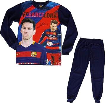 Regalo Pijama FC Barcelona – Lionel Messi – Colección oficial ...