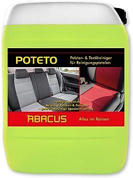 Abacus 5 L Poteto Tornador Reiniger Polster Textilreiniger Gebrauchsfertig 1320 5 Baumarkt