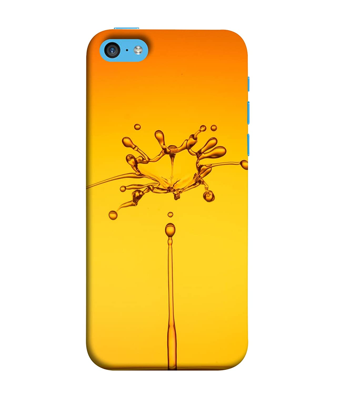 Snapdilla Designer Back Case Cover For Apple Iphone 5c