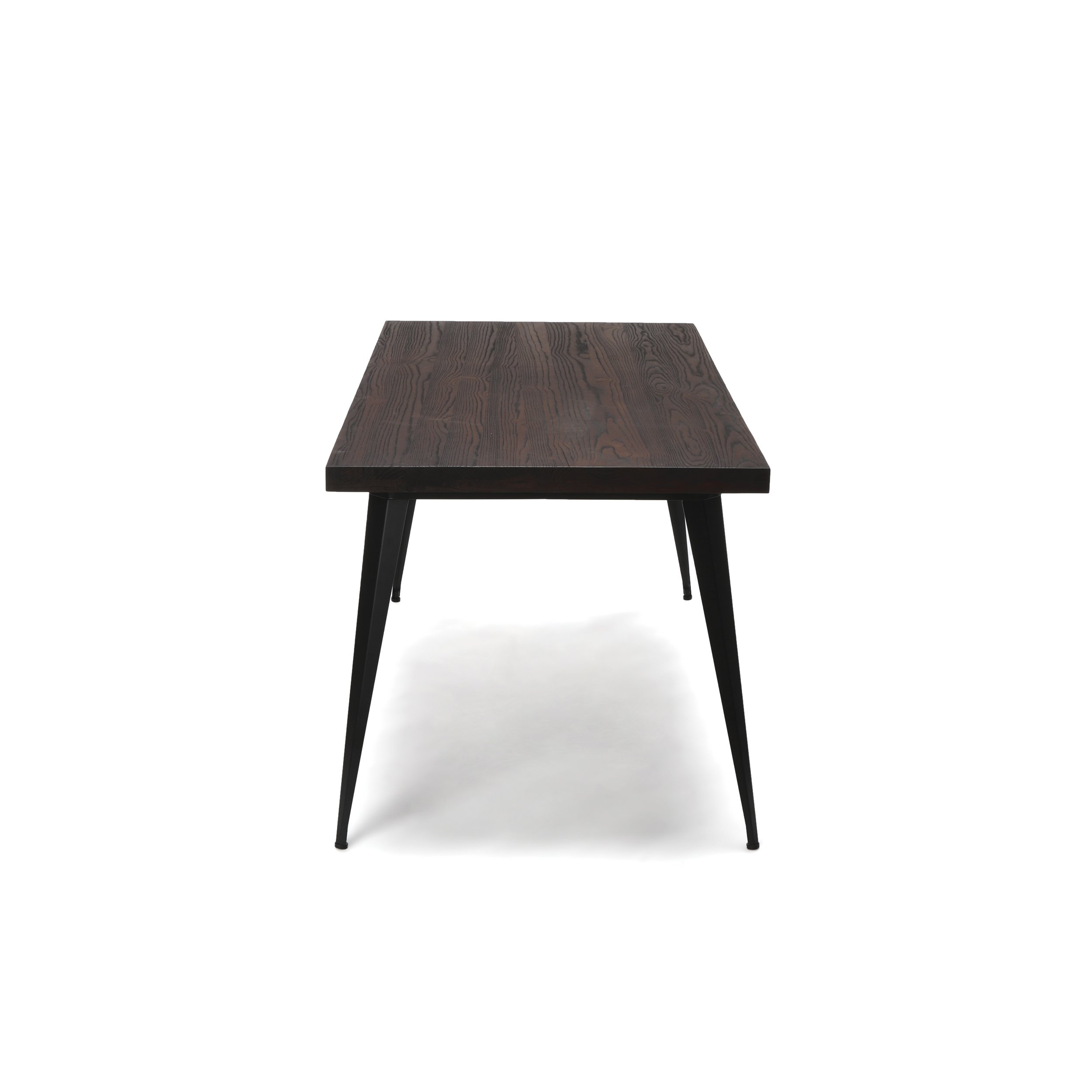 OFM Edge Series 62'' Modern Wood Desk - Walnut by OFM (Image #3)
